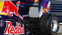 Red Bull RB6, rear wing and suspension, RB6 Launch, 10.02.2010 Jerez, Spain,
