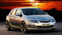 Lexmaul Opel Astra