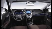 Novo Hyundai Azera 2012 é lançado oficialmente na Coréia