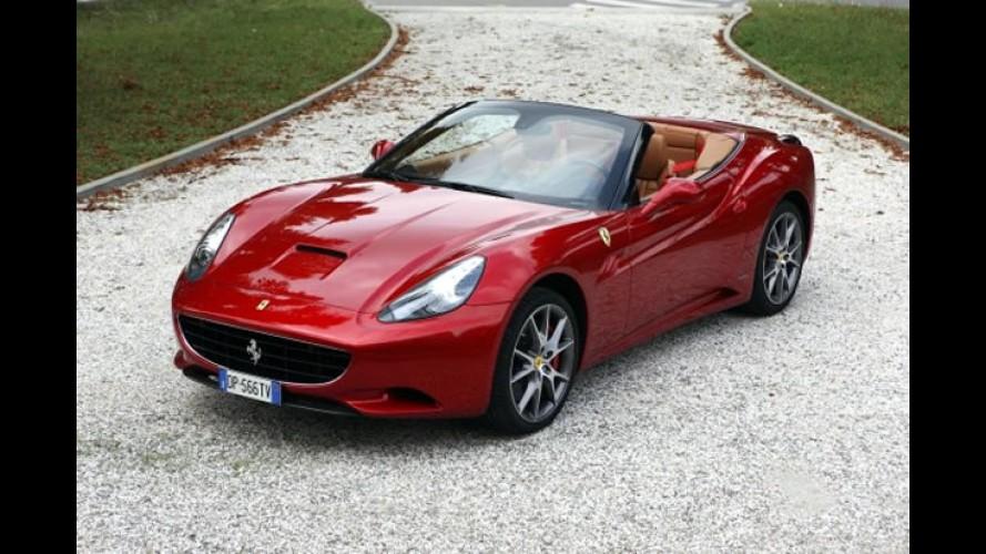 Vídeo: jogador da NBA fica no meio da estrada com Ferrari sem gasolina