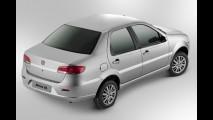 Fiat lança linha Siena 2012 sem mudanças - Siena Sporting sai de linha