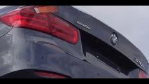 Flagra: BMW 320i será primeiro turbo flex do Brasil - versão a gasolina já tem desconto