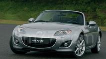 2009 Mazda MX-5 facelift