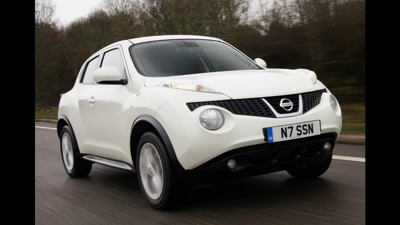Nissan terá crossover menor que o Qashqai e mais comportado que o Juke