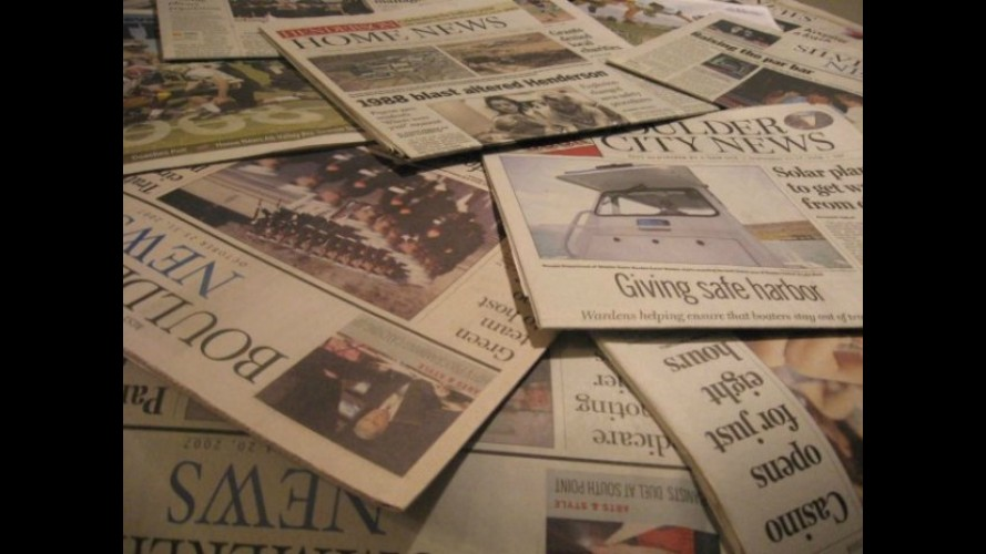 Que tal transformar jornal velho em combustível?