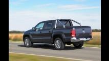 Volkswagen Amarok equipada com câmbio automático chega em janeiro na Argentina