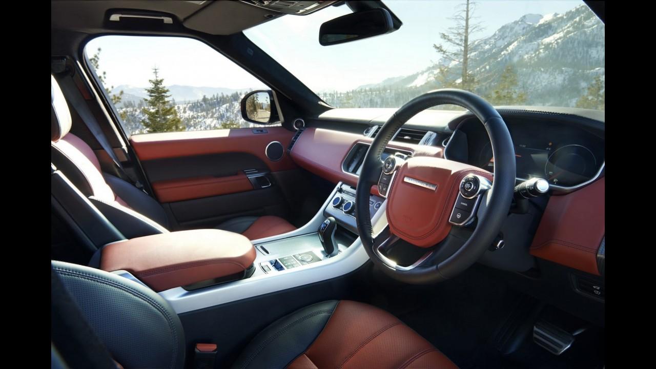 Reino Unido: Range Rover Sport custa o equivalente a R$ 160 mil