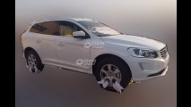 Flagra: Volvo XC60 com visual reestilizado é visto sem disfarces na China