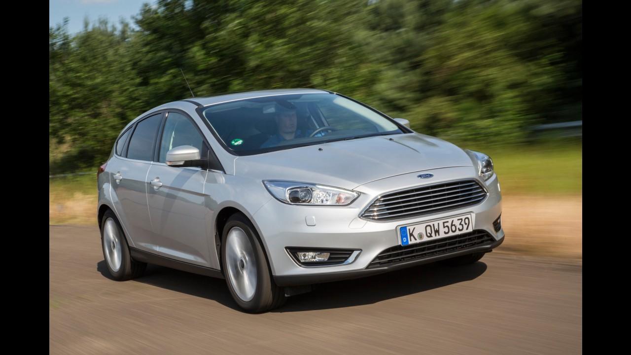 Corolla é o mais vendido no mundo em 2014; Focus e Golf completam pódio