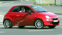 Fiat 500 Abarth - artist impression