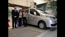 Nissan Evalia per il sociale