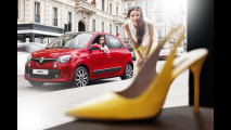 Nuova Renault Twingo, fotografata