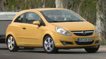 New Vauxhall Corsa 3 Door Coupe computer image