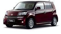 Daihatsu D-Compact Wagon World Premiere at Geneva