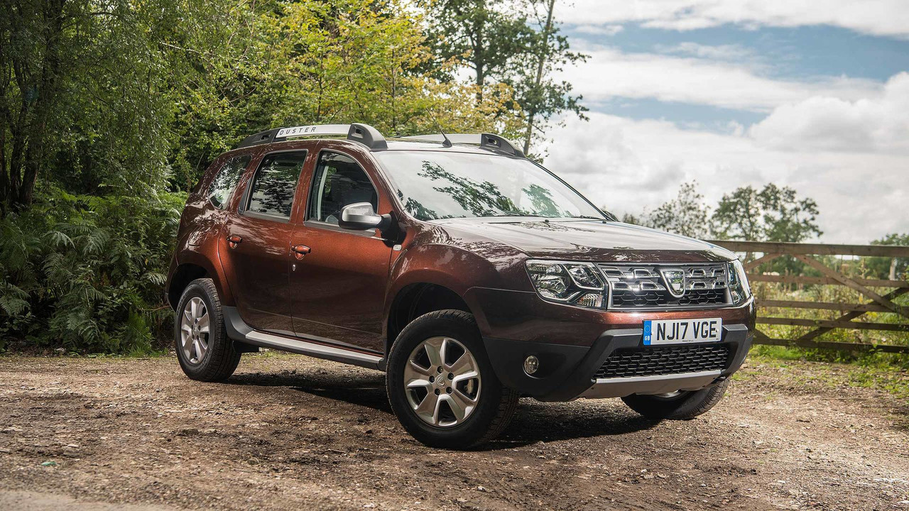 2017 dacia duster review bit rough lots cheap. Black Bedroom Furniture Sets. Home Design Ideas