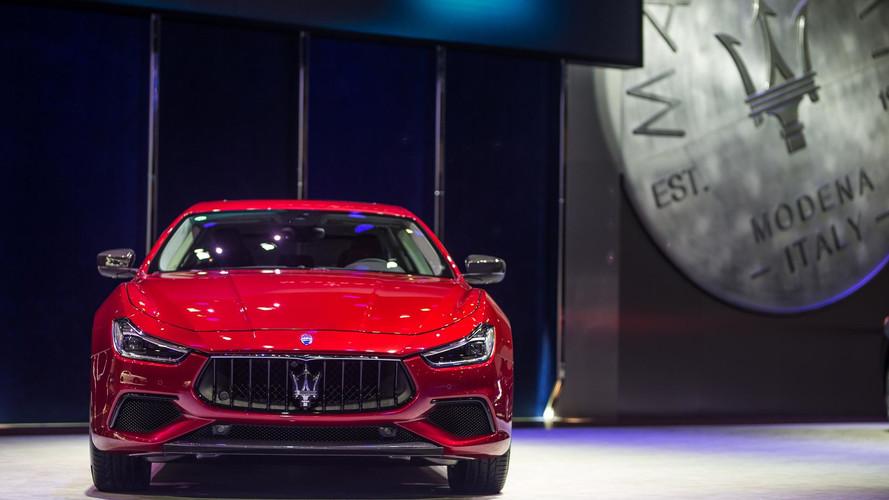 Maserati stoppe momentanément la production de ses modèles