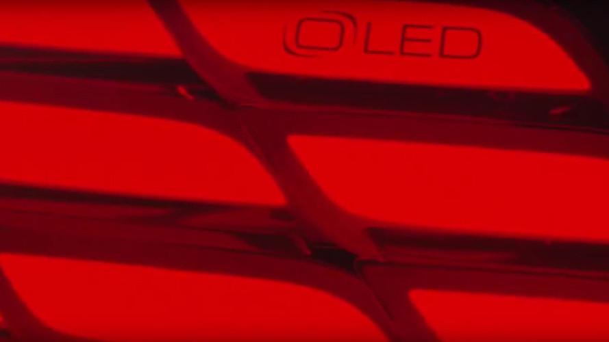 2018 Mercedes S-Class Cabriolet screenshots from teaser video