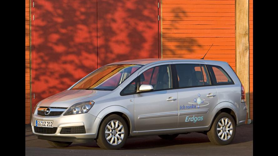 In vendita la nuova Opel Zafira 1.6 ecoM