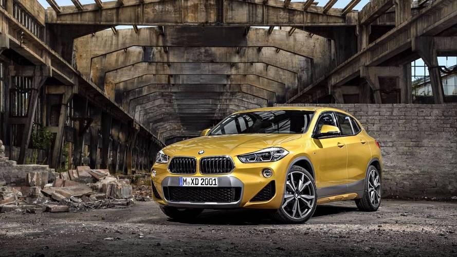 11.3 millióról indul Magyarországon a BMW X2