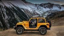 2018 Jeep Wrangler in Nacho Clear Coat