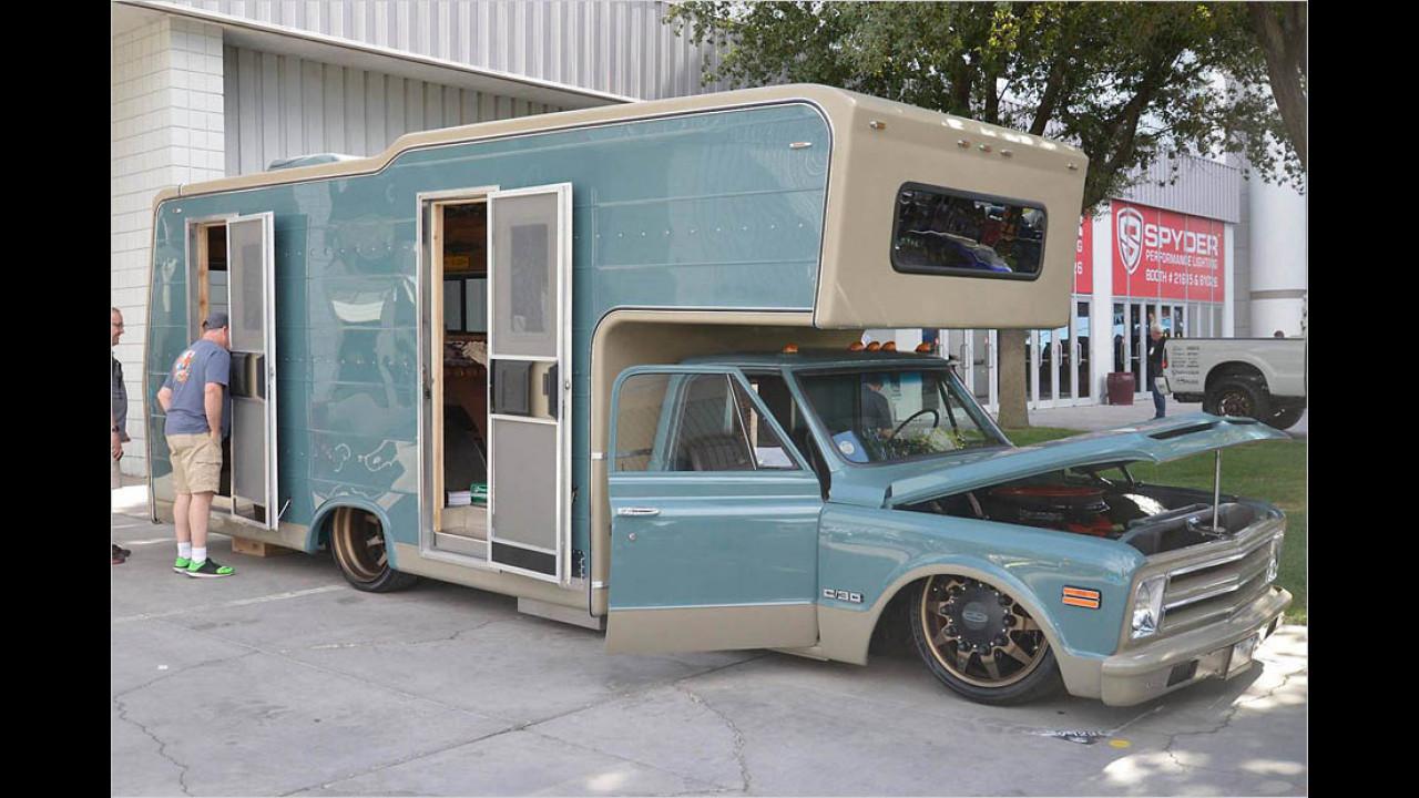 Lowrider Wohnmobil