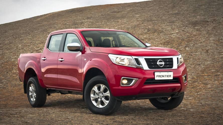 Meu fim de ano com...Nissan Frontier SE