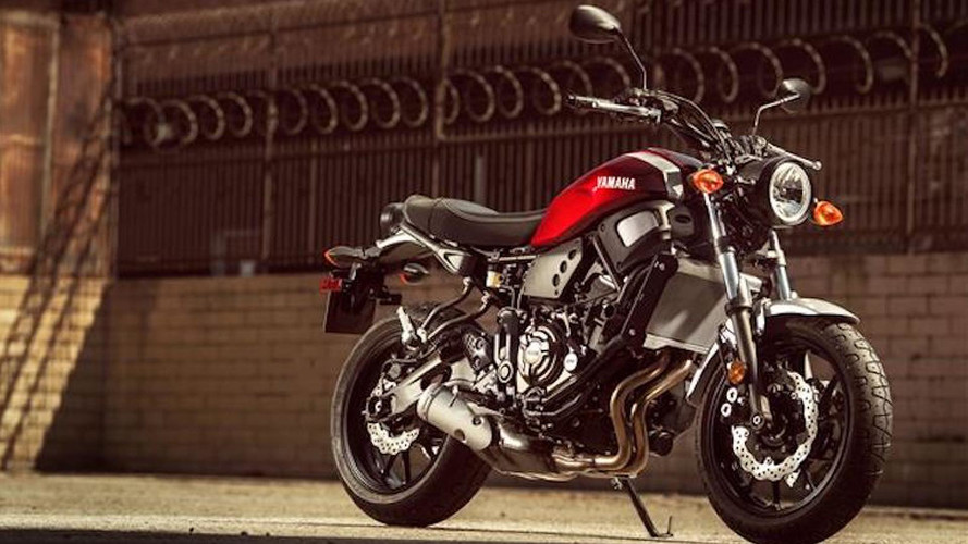 Yamaha XSR700 Sport Heritage Signals New Array Of Models