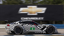 2014 Chevrolet Corvette C7.R races into Detroit with naturally-aspirated V8 5.5-liter engine [video]