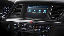 Blue Link system in the  2015 Hyundai Genesis