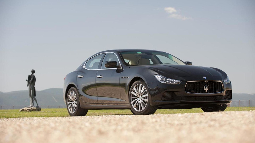 Maserati to maintain exclusivity by limiting annual production to 75,000 units