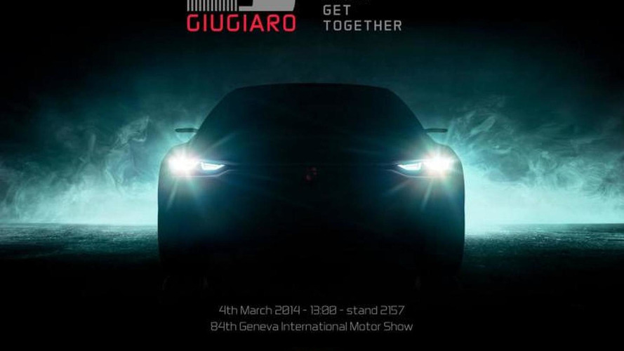 Italdesign Giugiaro teases new concept for Geneva Motor Show