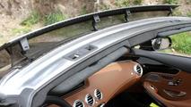 2017 Mercedes-AMG S63 Cabriolet