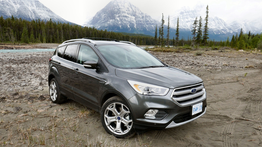 First Drive: 2017 Ford Escape