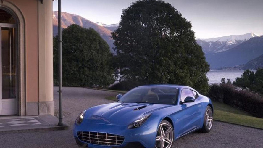 Carrozzeria Touring Superleggera Berlinetta Lusso leaks out early