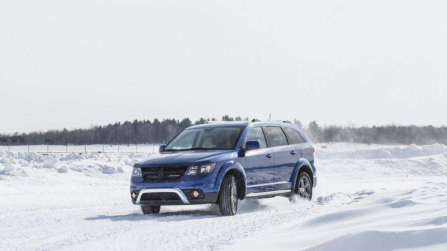 2019 Dodge Journey to be based on Alfa Romeo's RWD platform