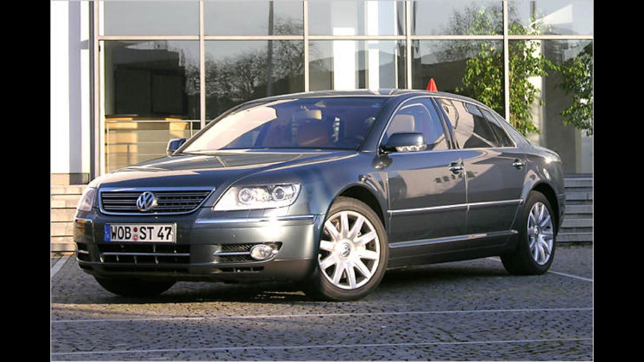 Alternative: VW Phaeton V6 TDI