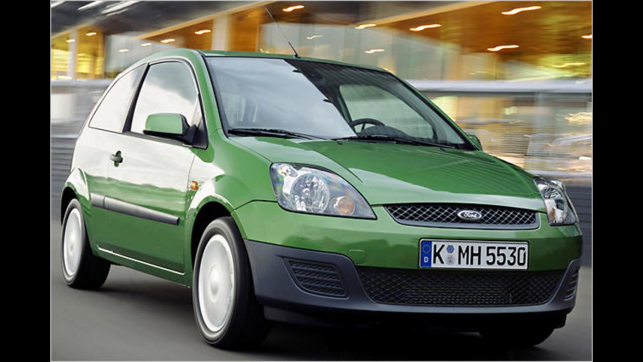 Ford Fiesta 1.6 TDCi Sport