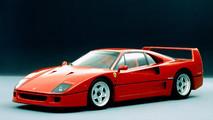 Ferrari F40 (Supergalería)