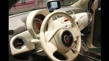 Navi für den Fiat 500
