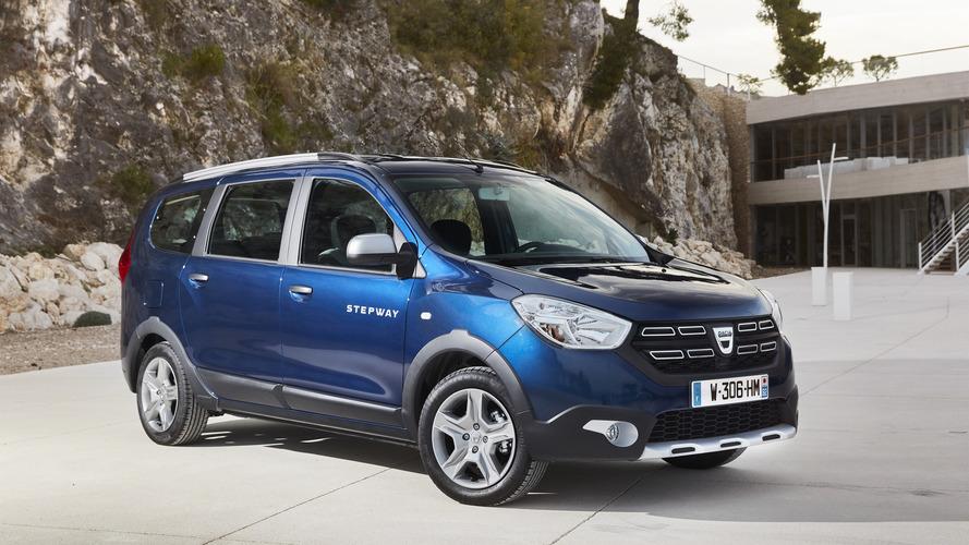 Dacia dévoile les tarifs des Dokker et Lodgy restylés