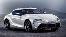 Toyota Supra concept heading to Tokyo show in October