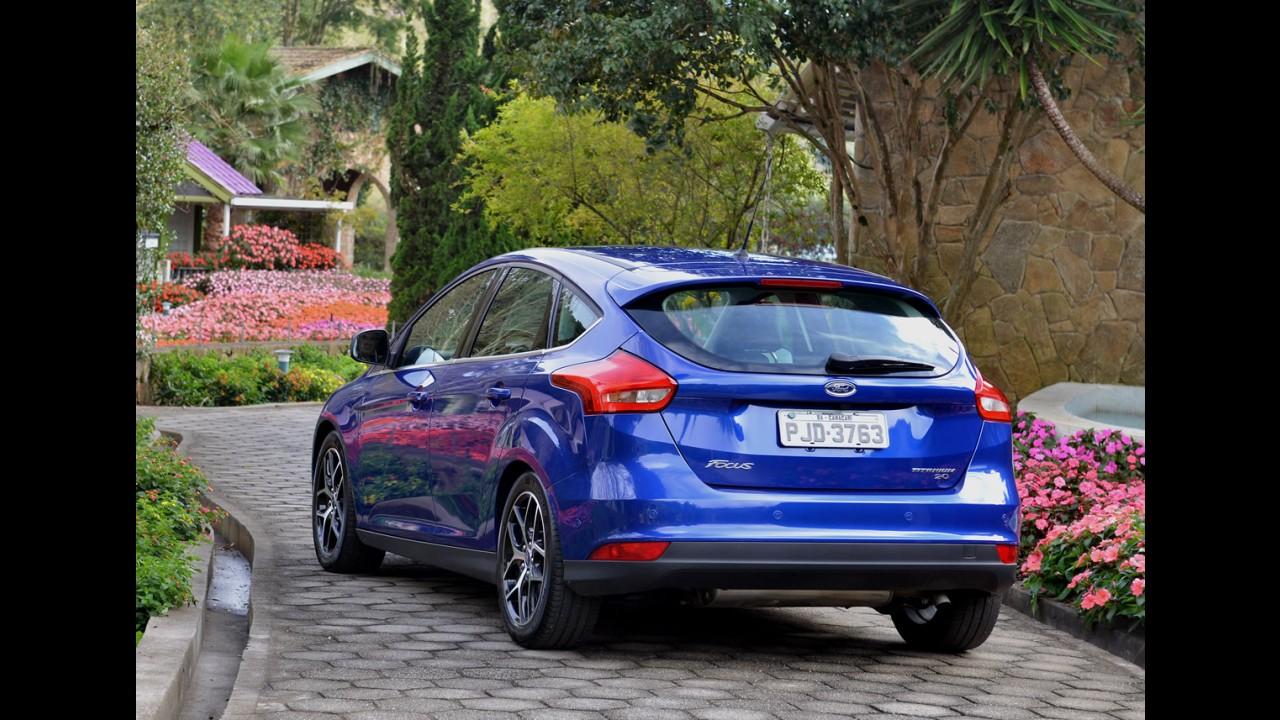Novo Focus 2016 começa pela versão SE a R$ 69.900 - veja preços