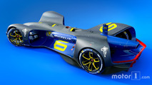 Michelin, Roborace'in sponsoru oldu