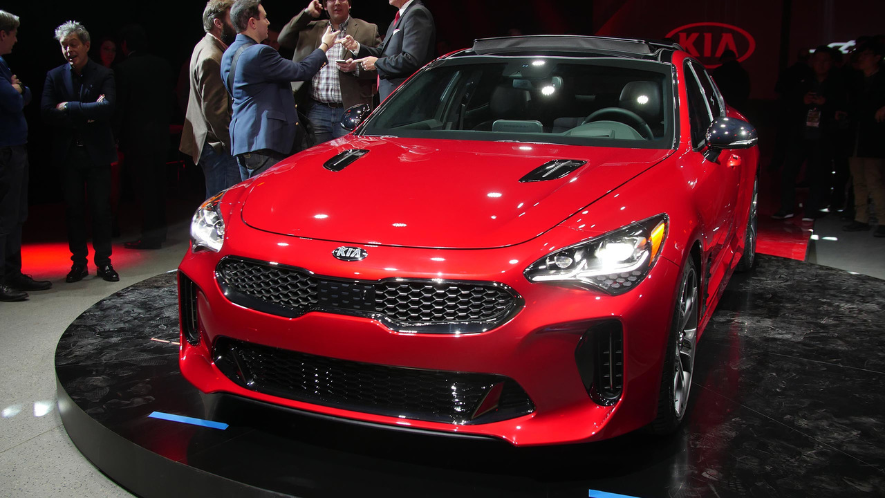 kia stinger 2017 topic officiel kia forum marques. Black Bedroom Furniture Sets. Home Design Ideas