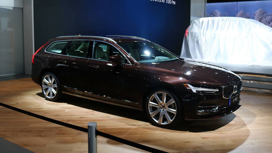 Volvo will stock V90 Cross Country in U.S., but not the standard wagon
