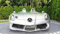 Mercedes SLR Stirling Moss, Bugatti Chiron'dan daha pahalı