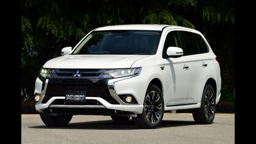 Mitsubishi suspende vendas de Pajero, Outlander e outros seis modelos no Japão