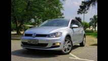 Volkswagen anuncia nova tabela de preços; Golf parte de R$ 78,1 mil