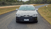 2018 Holden Commodore teasers