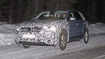2018 VW Touareg spy photos